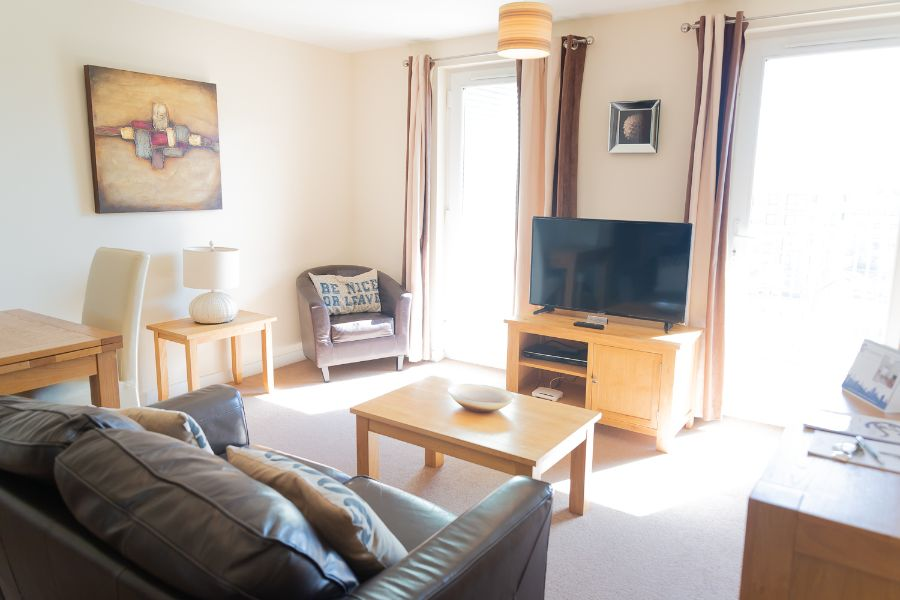 Warren Close TV Room
