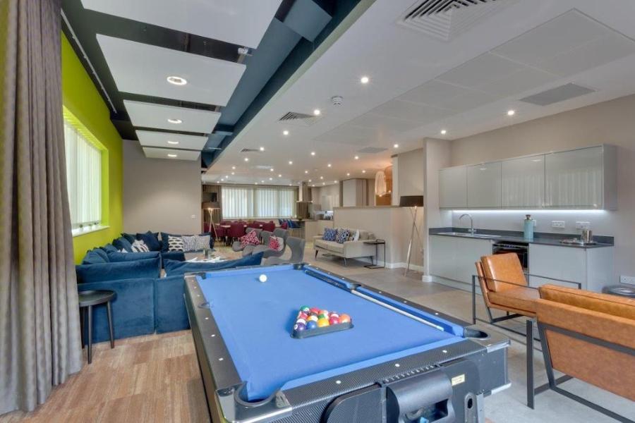 Pool Table Southampton