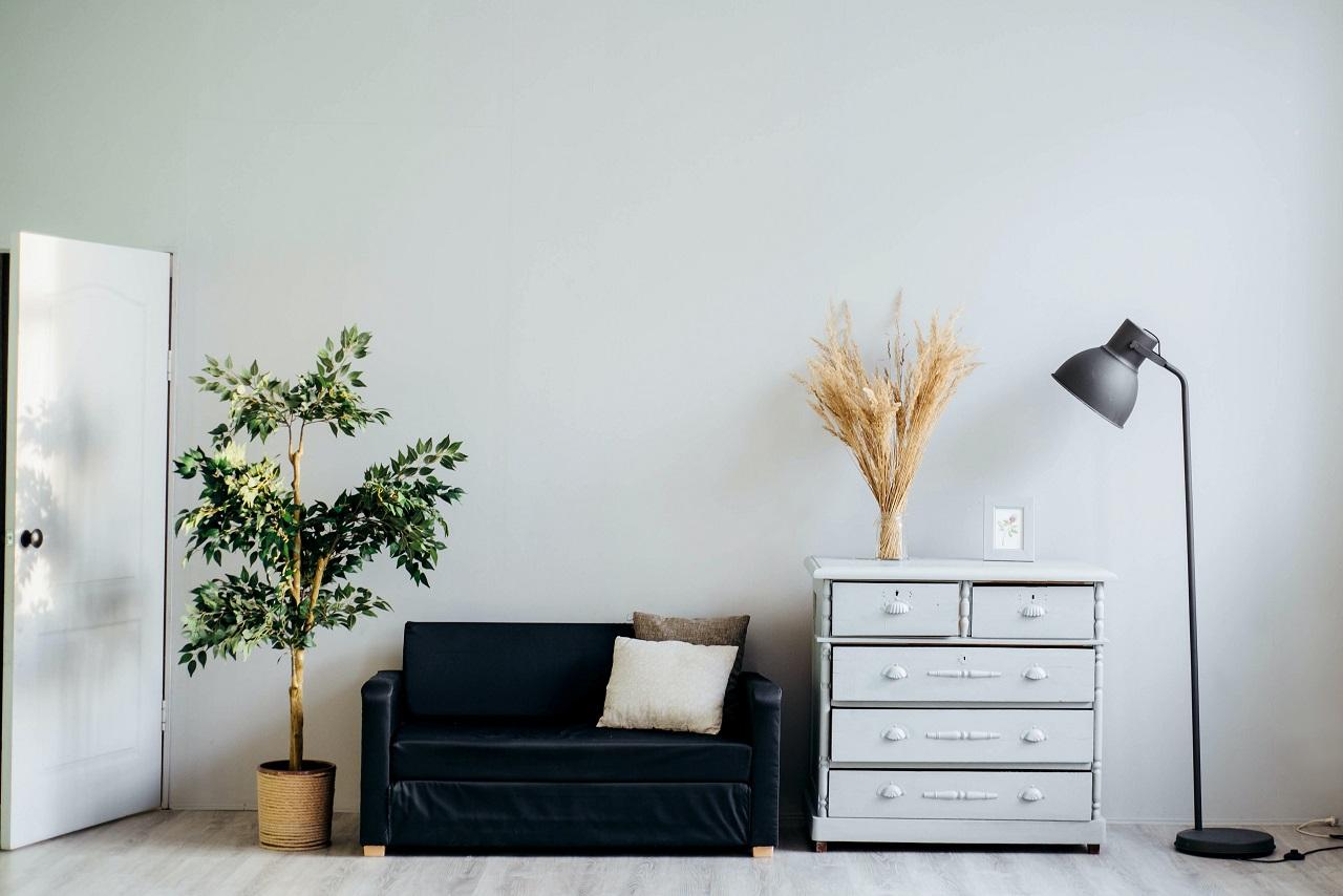 Spruce up rental property