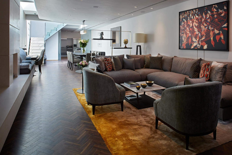 Townhouse London to Let